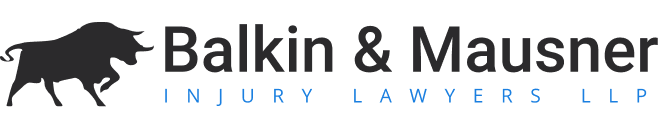 Balkin & Mausner, Injury Lawyers LLP Logo